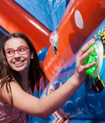 Interactive Playsystems Bring New Energy to Inflatables and Indoor Playgrounds