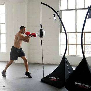 Nexersys Cross Body Trainer Uses Double End Bag to Deliver Intense Interactive Workouts